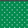 mini bele pike, zelena