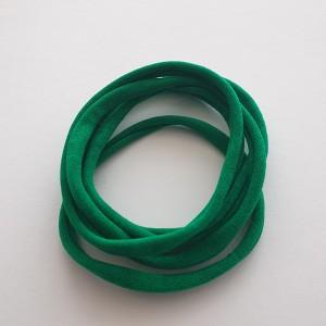 Naglavni trak iz najlona, zelena, 5 kos