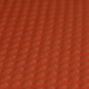 pletivo krogi, oranžna