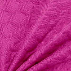 Vodoodporni poliester, prešiti, pink