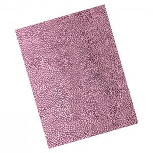 Umetno usnje kos 21X30 cm shiny roza