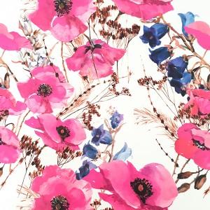 Umetno usnje mak roza