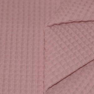 Vafel, temno roza