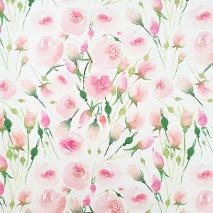 Umetno usnje vrtnice nežno roza