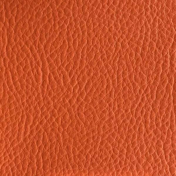 UMETNO USNJE ENOBARVNO, oranžna